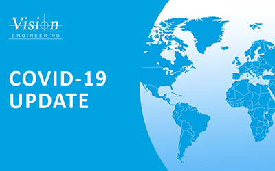 COVID19アップデート:利用可能な製品、利用可能なテクニカルサポート